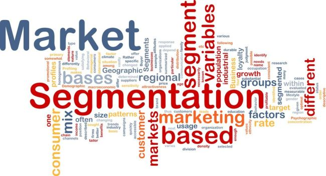 Know your market!  - Be aware of your patients needs & profile by segmenting your market!