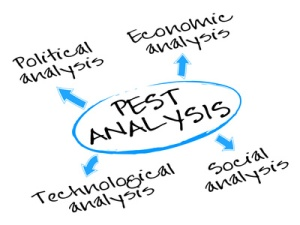 """Acknowledge your environment by learning how to make your own PEST Analysis!"""