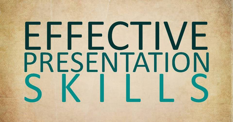 "A Crucial Question: ""Do We Need To Master Presentation Skills"