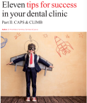 eleven-tips-for-success-in-your-dental-clinic-part-2